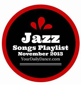Jazz Songs Playlist November 2013