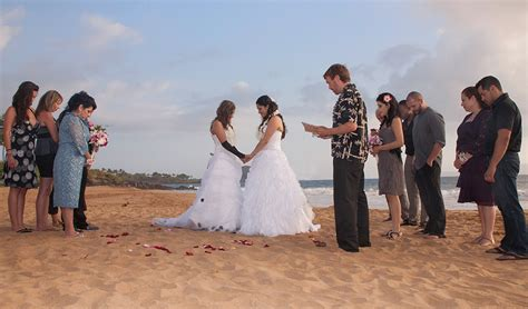 marriage ceremony religious and non religious gay maui wedding ceremonies