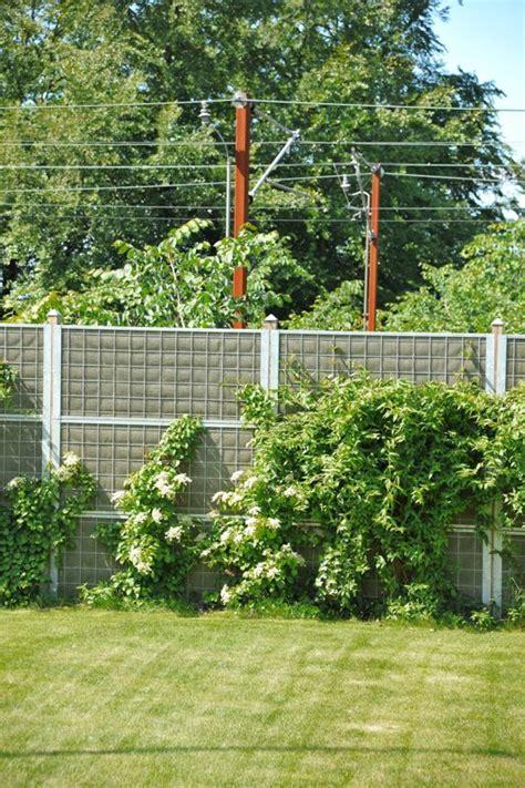 Effektiver Laermschutz Im Garten by L 228 Rmschutzwand Gr 252 N 200 X 90 Cm Www Garten Bronder Shop