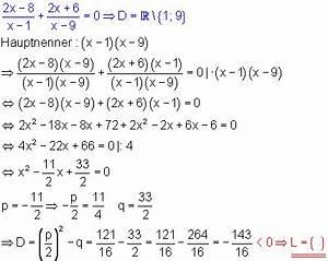 Ph Wert Berechnen Aufgaben Mit Lösungen : l sungen quadratische gleichungen v ~ Themetempest.com Abrechnung