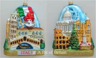 italian themed christmas ornaments
