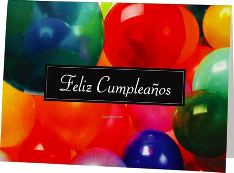 Birthday Wishes In Spanish Page 4