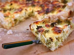 Broccoli Cheese Chicken Quiche Recipe