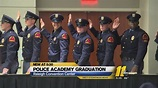 Latest crop of Raleigh police officers graduate | abc11.com