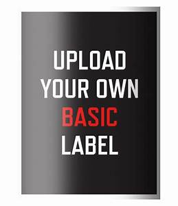upload your own label beer labels grogtag With create wine labels online
