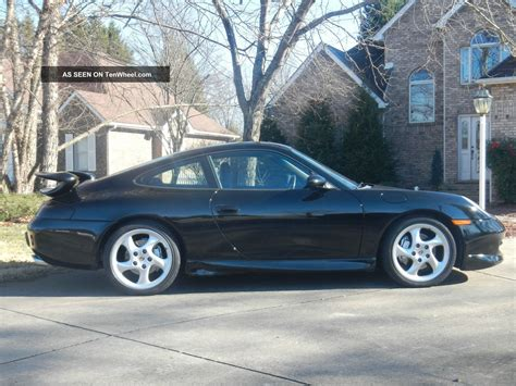 1999 Porsche 911 Carrera 4 Coupe 2 Door 3 4l