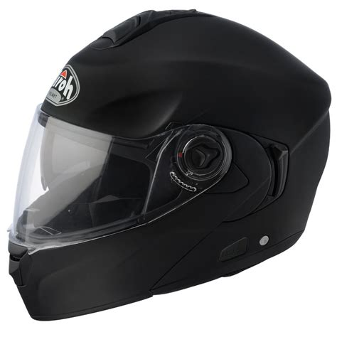 Test Caschi Moto by Casco Trial Airoh Burn Airoh Rides Casco De Moto Negro