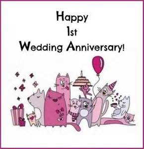 1st wedding anniversary anniversary wishes wishes greetings pictures wish guy