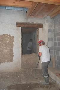 Mur En Pisé : ouverture dans un mur en pis au feu ch teau de cordelle ~ Melissatoandfro.com Idées de Décoration