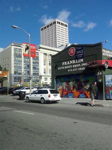 franklin auto body shop closed body shops san