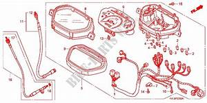 Headlight Speedometer  2  For Honda Innova 125 2007
