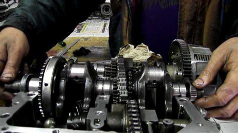 CB 400 motor ferrado - YouTube
