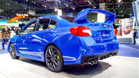 Subaru Sti Wrx 2020 by 2020 Subaru Wrx Sti Rumors Concept Engine News Release