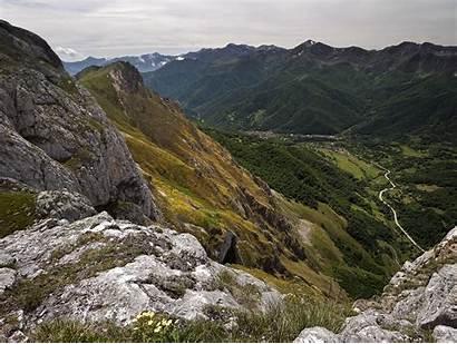 Mountains Cantabrian Spain Fuente Mountain Range Cantabria