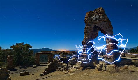 cool light painting photography images