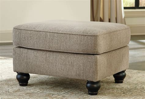 Taupe Ottoman by Blackwood Taupe Ottoman By Signature Design By 1