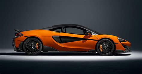 Mclaren 600lt Will Cost 0,000, Comes With Free Driver