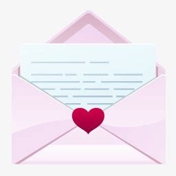 11577 letter and envelope clipart pink letter envelope stationery png image and
