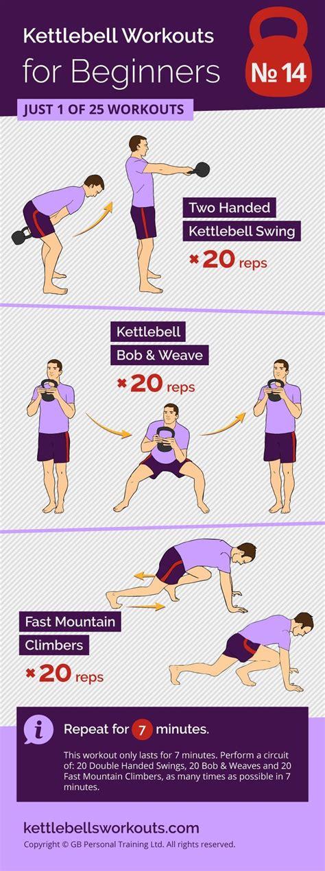 kettlebell core workout workouts