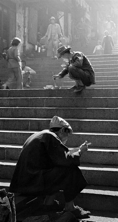 hong kong street photography  fan ho hong kong