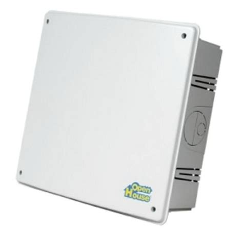 Nortek Security Control Hkit Abs Enclosure With Cover