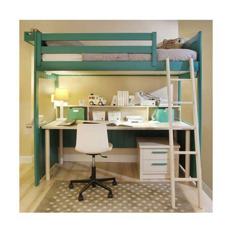 mezzanine avec bureau lit mezzanine avec bureau liso loft signé asoral
