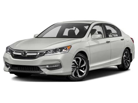 2016 Honda Accord Ex-l V6 (a6) 4dr Sedan For Sale In