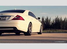 Mercedes Benz CLS500 on 20
