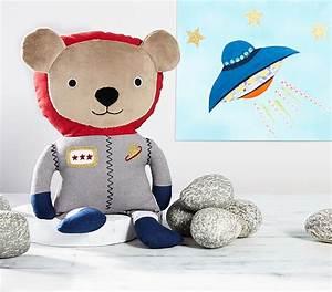 Space Astronaut Plush | Pottery Barn Kids