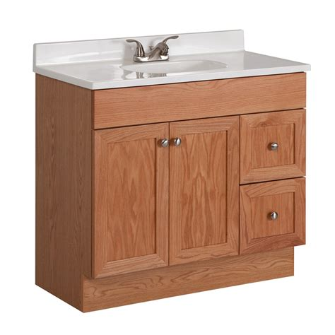 lowes bathroom vanity cabinets lowes bathroom vanity cabinets shop allen roth sycamore