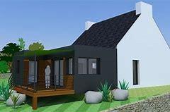HD wallpapers maison moderne toit zinc iwallpapersdesignid.gq
