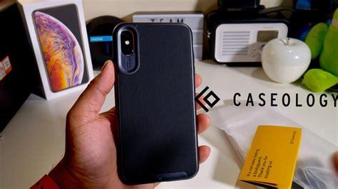 caseology iphone xs max wavelength series case grippy    job youtube