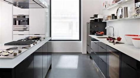 cuisine grise plan de travail blanc cuisine plan de travail gris