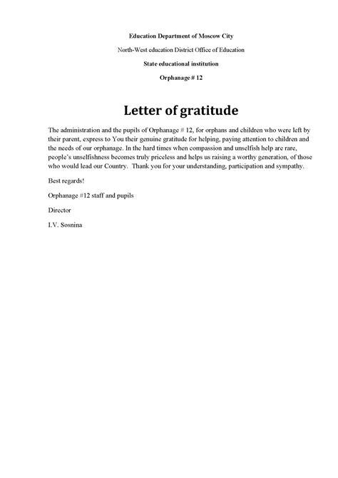template letter  appreciation gratitude brittney taylor
