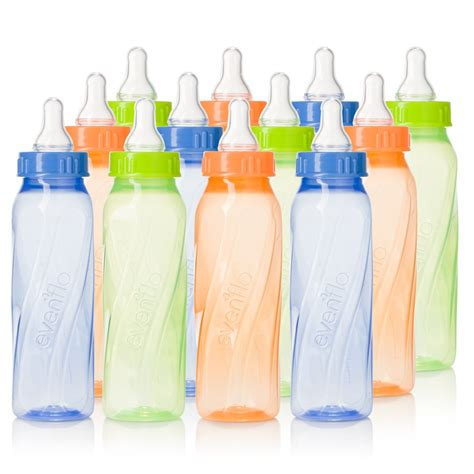 Evenflo Feeding Classic Twist Tinted Bottles Product Review