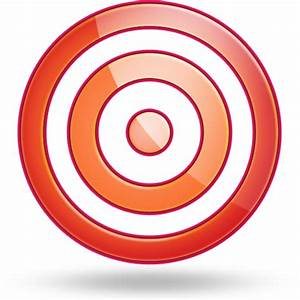 target Icons, free target icon download, Iconhot.com