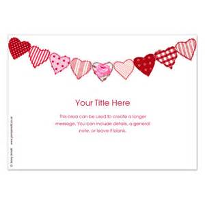 ticket wedding invitations heart bunting invitations cards on pingg