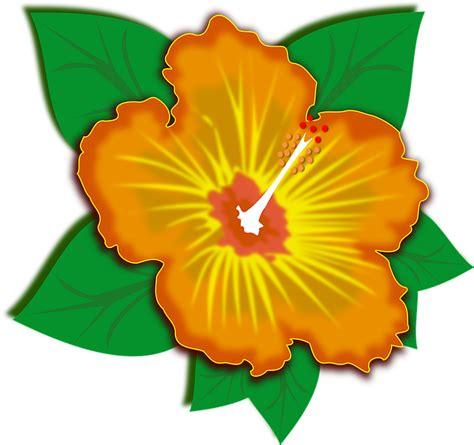 vector graphic clip art flor flora flores