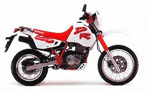 1993 Suzuki Dr650 Service Manual