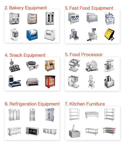 top series chinese hotelrestaurant kitchen equipment