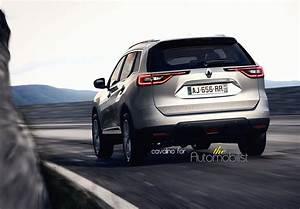 Renault Koleos 2017 Prix Neuf : renault koleos successor rendered launch in early 2016 ~ Gottalentnigeria.com Avis de Voitures