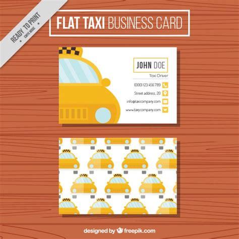 modele carte de visite taxi flat taxi carte de visite avec motif t 233 l 233 charger des