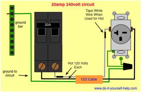 Gfci Circuit Breaker Wiring Diagram