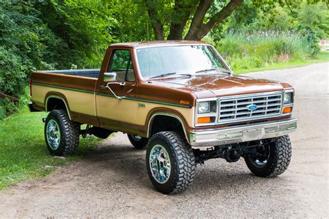 1985 Ford F250 by 1985 Ford F250 Vanguard Motor Sales