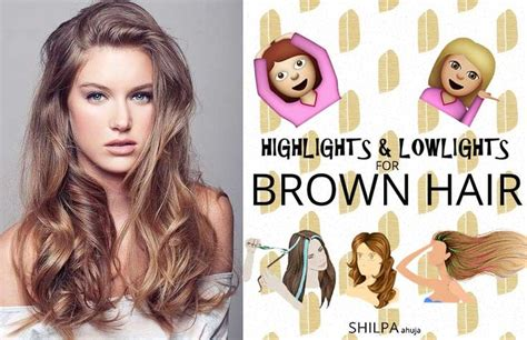 Best 25+ Lowlights For Brown Hair Ideas On Pinterest