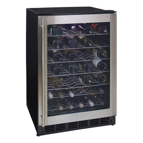 under cabinet wine fridge under cabinet wine cooler home depot roselawnlutheran