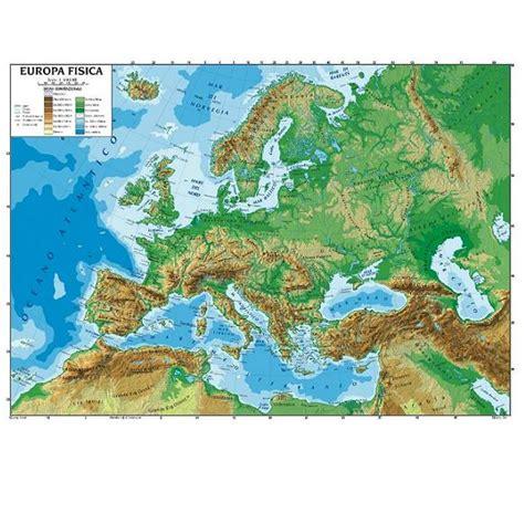 Cartina Europa Fisica A Colori Woztaxatieverslagen