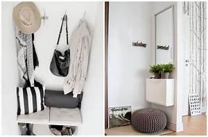decoration petite entree appartement With deco petite entree maison