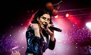 Marina and the Diamonds review – an artist whose moment ...