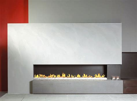 modern gas fireplace modern gas fireplaces ideas from attika feuer freshome